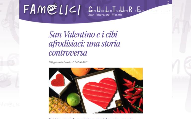 San Valentino e i cibi afrodisiaci: una storia controversa